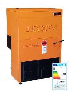 Biodom 27C5 met energielabel A+